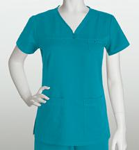 Top by Barco Uniforms, Style: 41340-39
